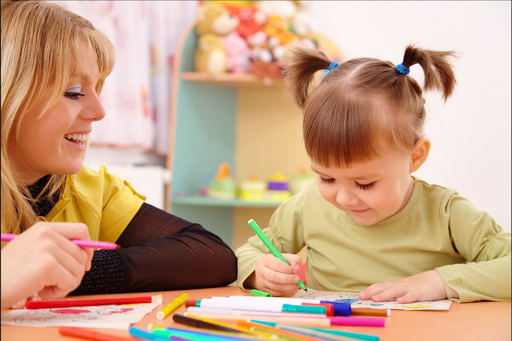 Няня из Испании или как просто обучить ребенка испанскому языку