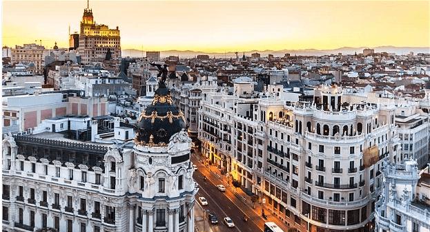 Top 20 más caros de España Madrid