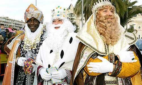 los reyes españa