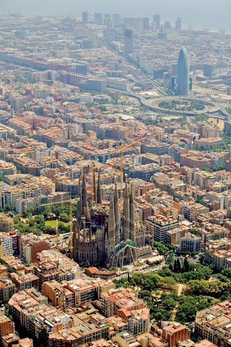 dónde comprar piso en Barcelona