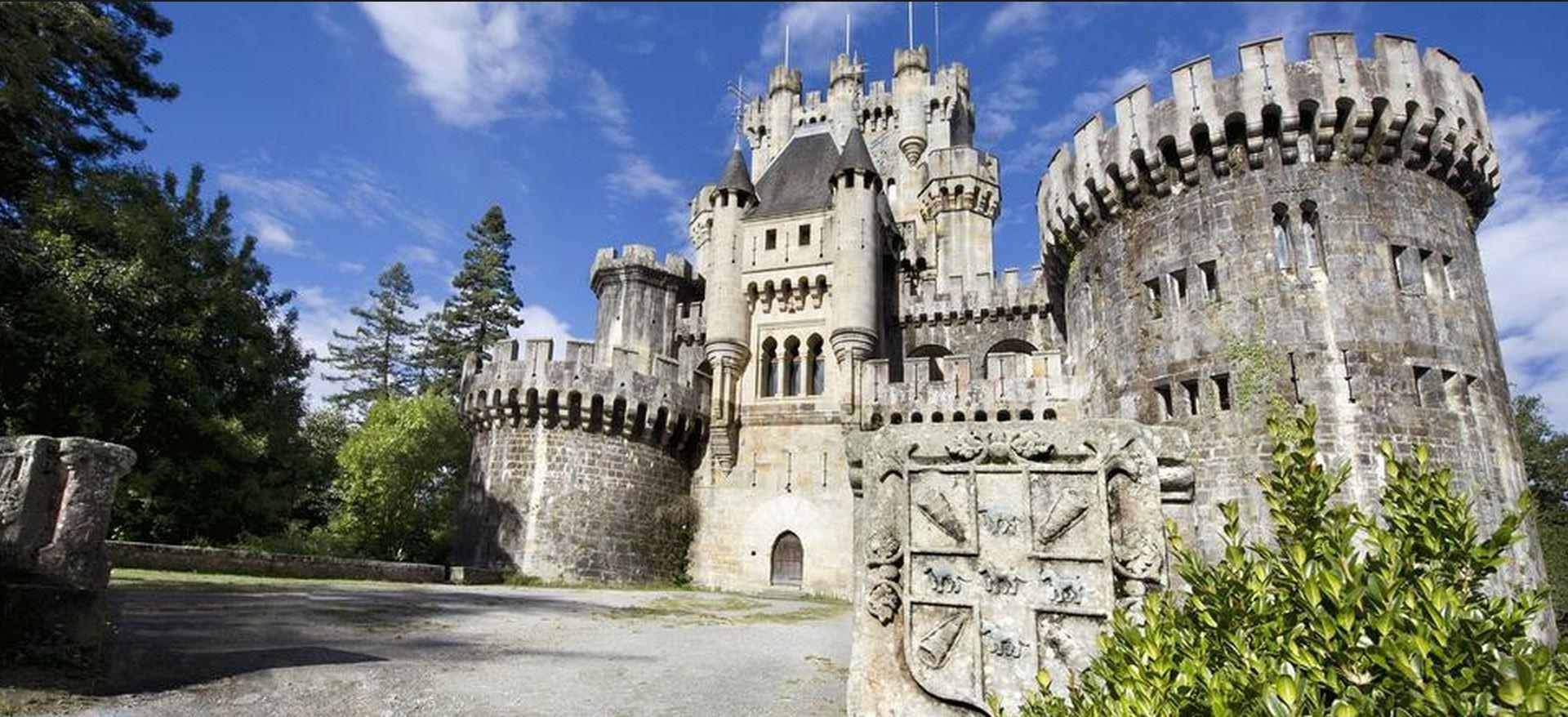 Купить замок в Испании