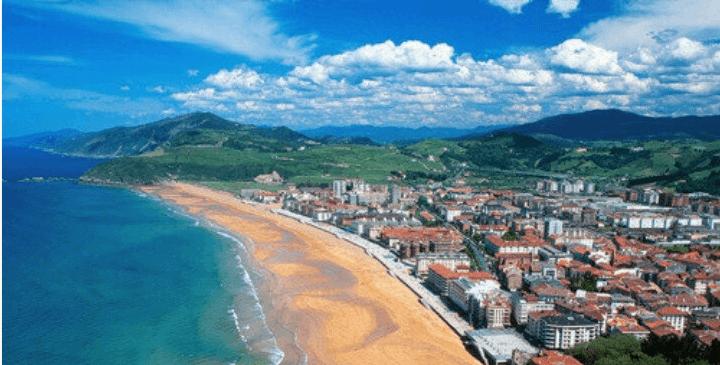 zarautz dentro del 20 municipios más caros de España