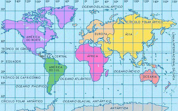 Portales inmobiliarios extranjeros mapa del mundo